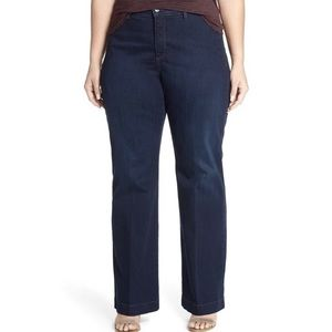NYDJ Not Your Mother's Jeans Addison Wide Leg